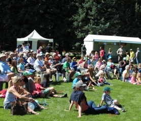 Aspen Science Festival – Science Street Fair 2015