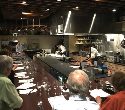 Science of Cooking garners media attention, rave reviews